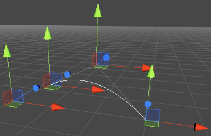 Curves and Splines, a Unity C# Tutorial