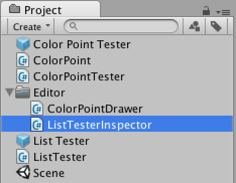 Custom List, a Unity C# Editor Tutorial