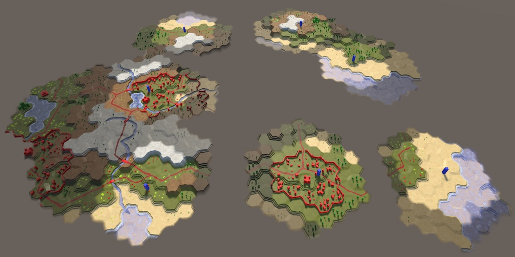 Hex map 21 exploration a unity c tutorial we have some exploring to do gumiabroncs Gallery