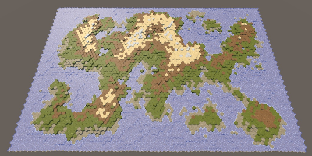 Hex Map 25