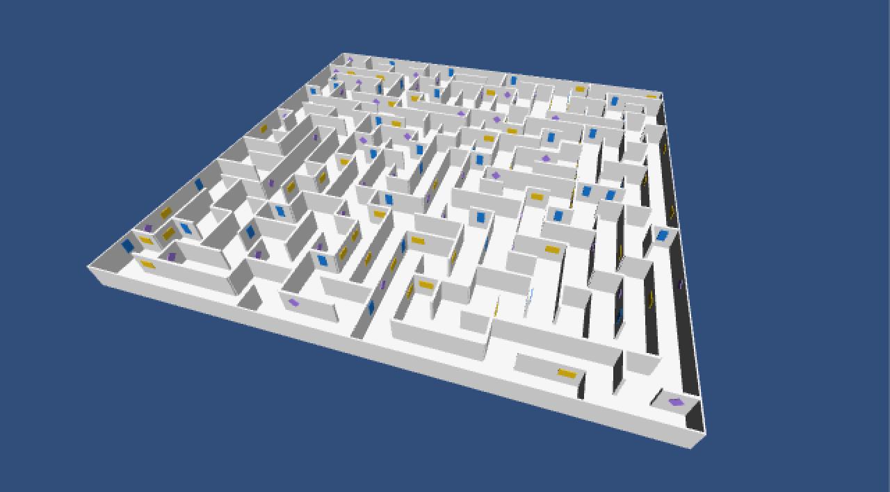 Maze, a Unity C# Tutorial