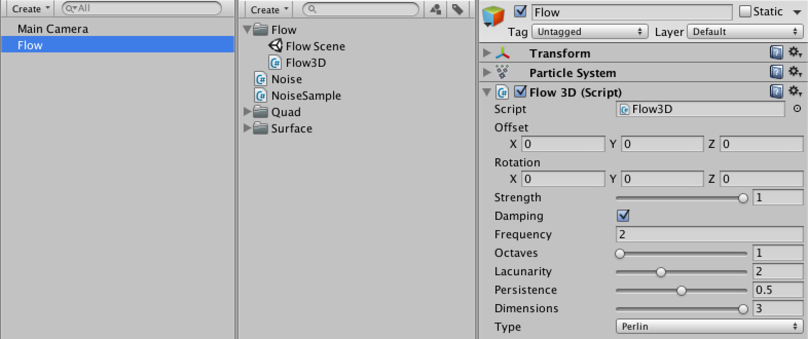 Noise Derivatives, a Unity C# Tutorial