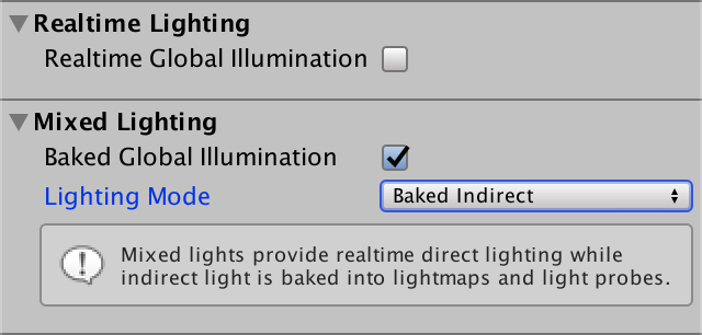 Rendering 16 Static Lighting