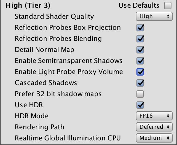 Rendering 18, Realtime GI, Probe Volumes, LOD Groups, a