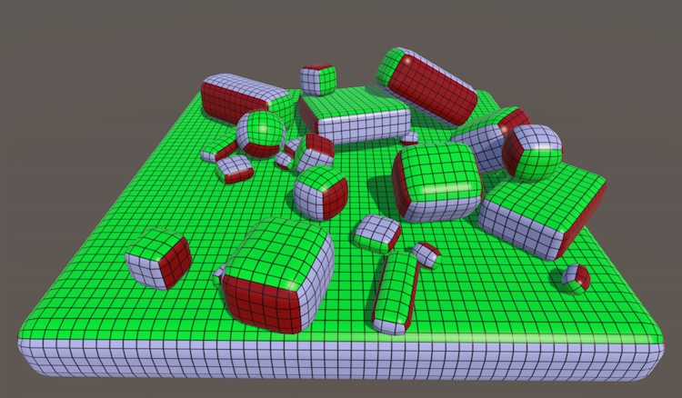 Rounded Cube, a Unity C# Tutorial