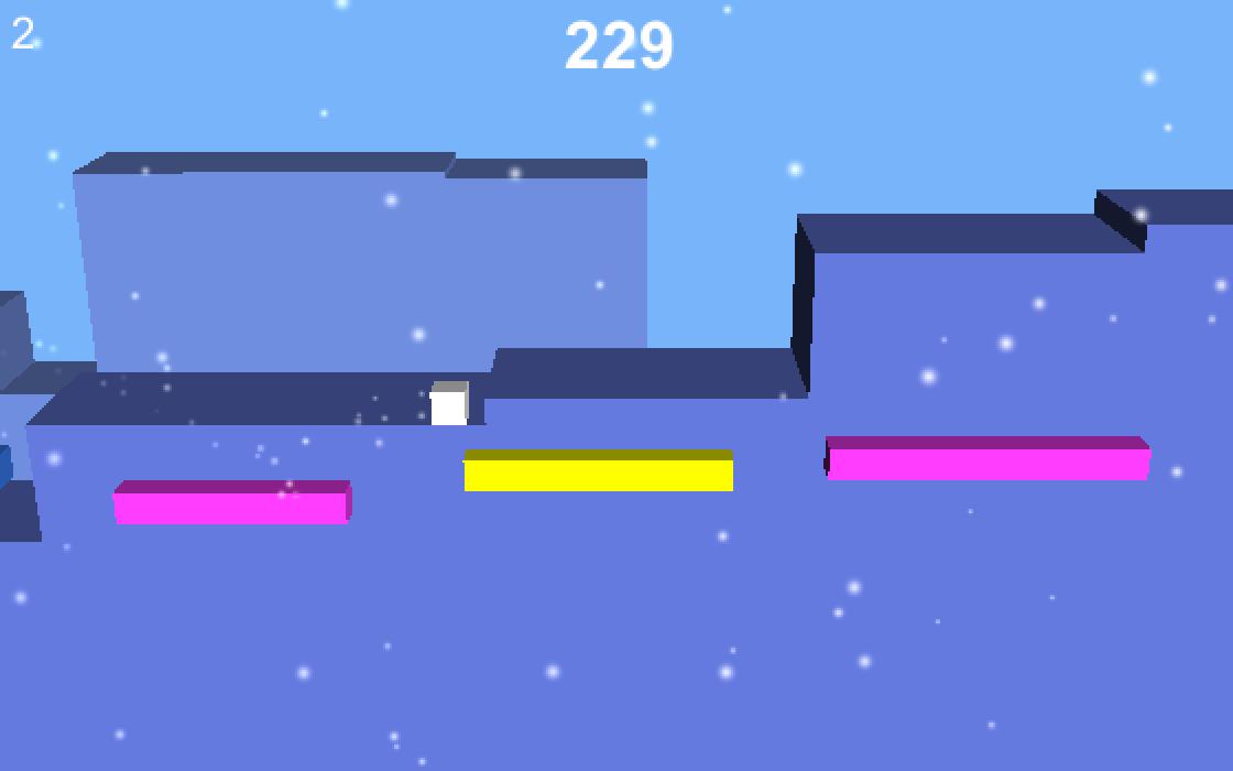Как сделать прыжок на unity3d