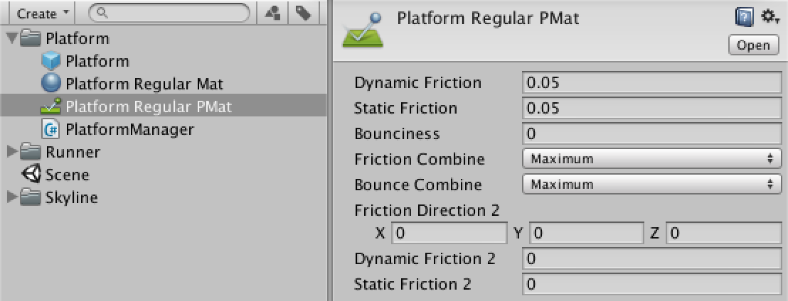 Runner, a Unity C# Tutorial