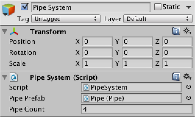 Swirly Pipe, a Unity C# Tutorial